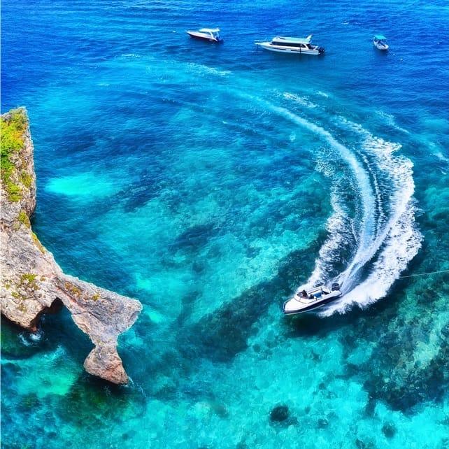Bali Reef Cruise and Island Day Trip | Marriott Bonvoy Activities