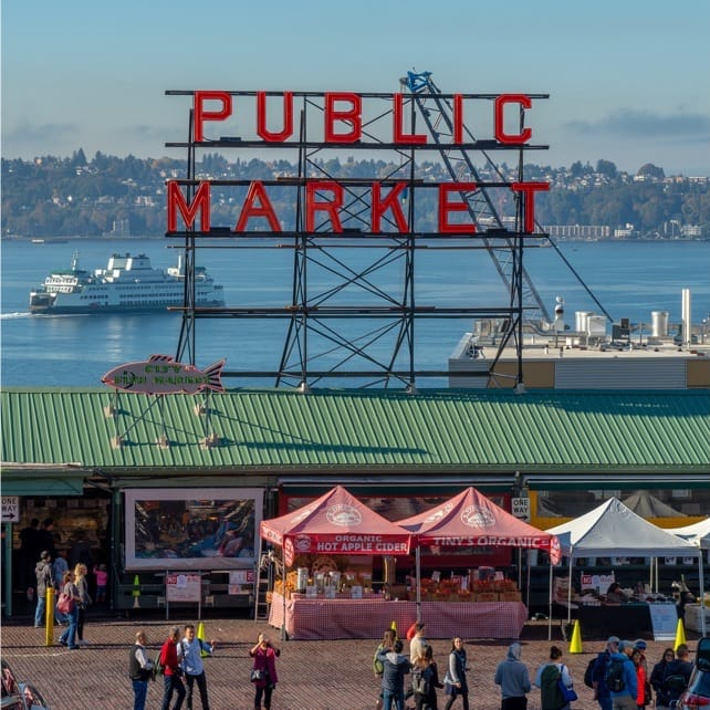 Pike Place Market Food and Cultural Tour | Marriott Bonvoy Activities