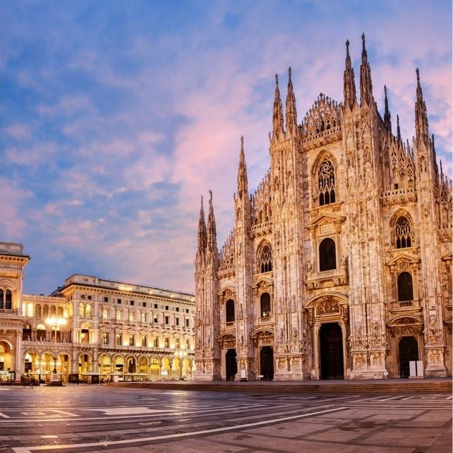 Milan Sightseeing Tour | Marriott Bonvoy Activities